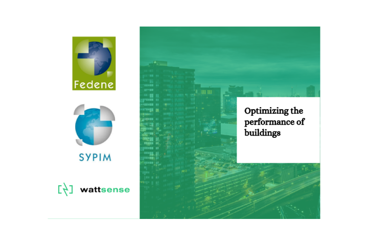 Wattsense joins FEDENE to optimize the energy performance of buildings