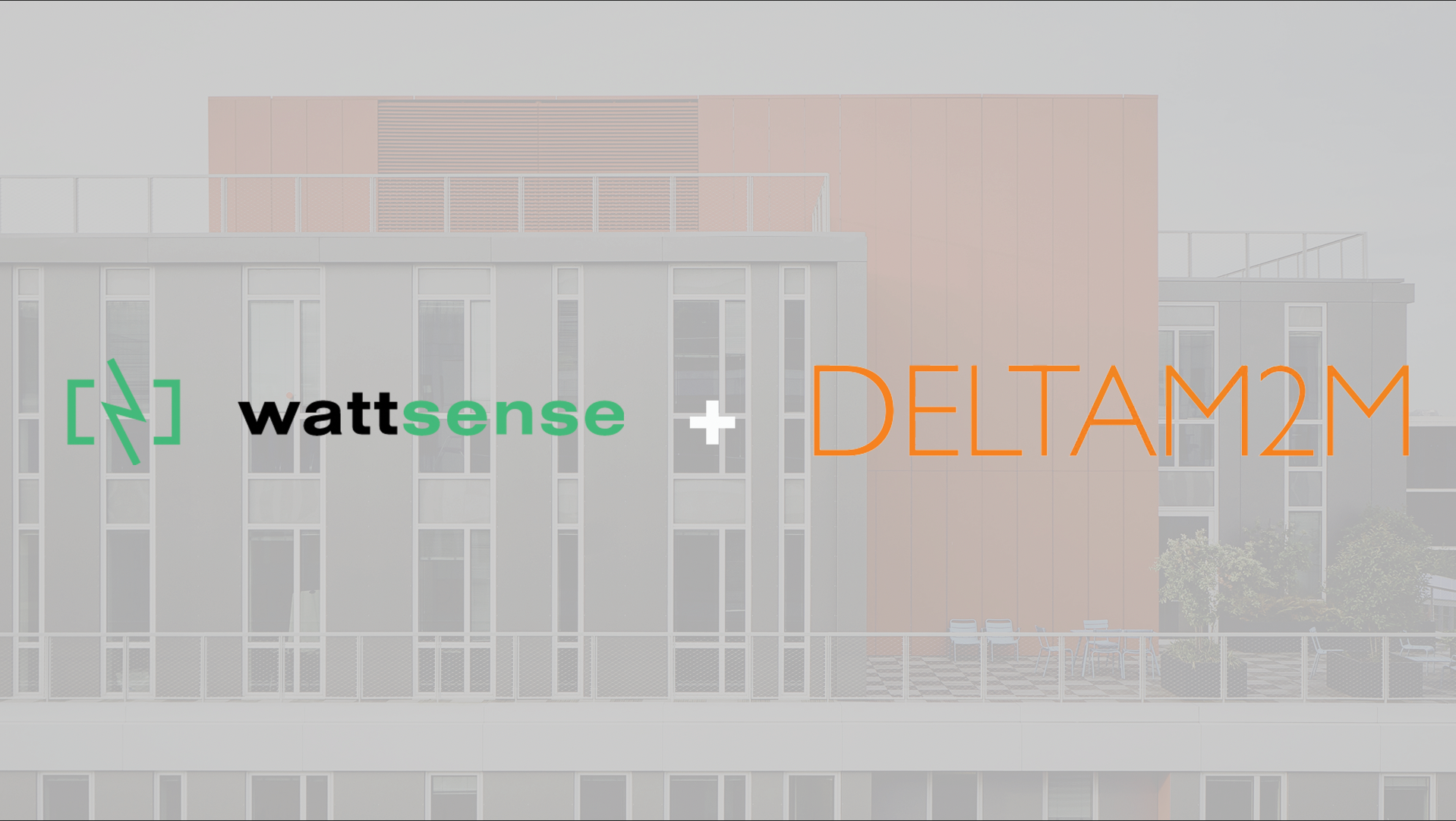 DeltaM2M and Wattsense sign distribution deal to optimize BMS