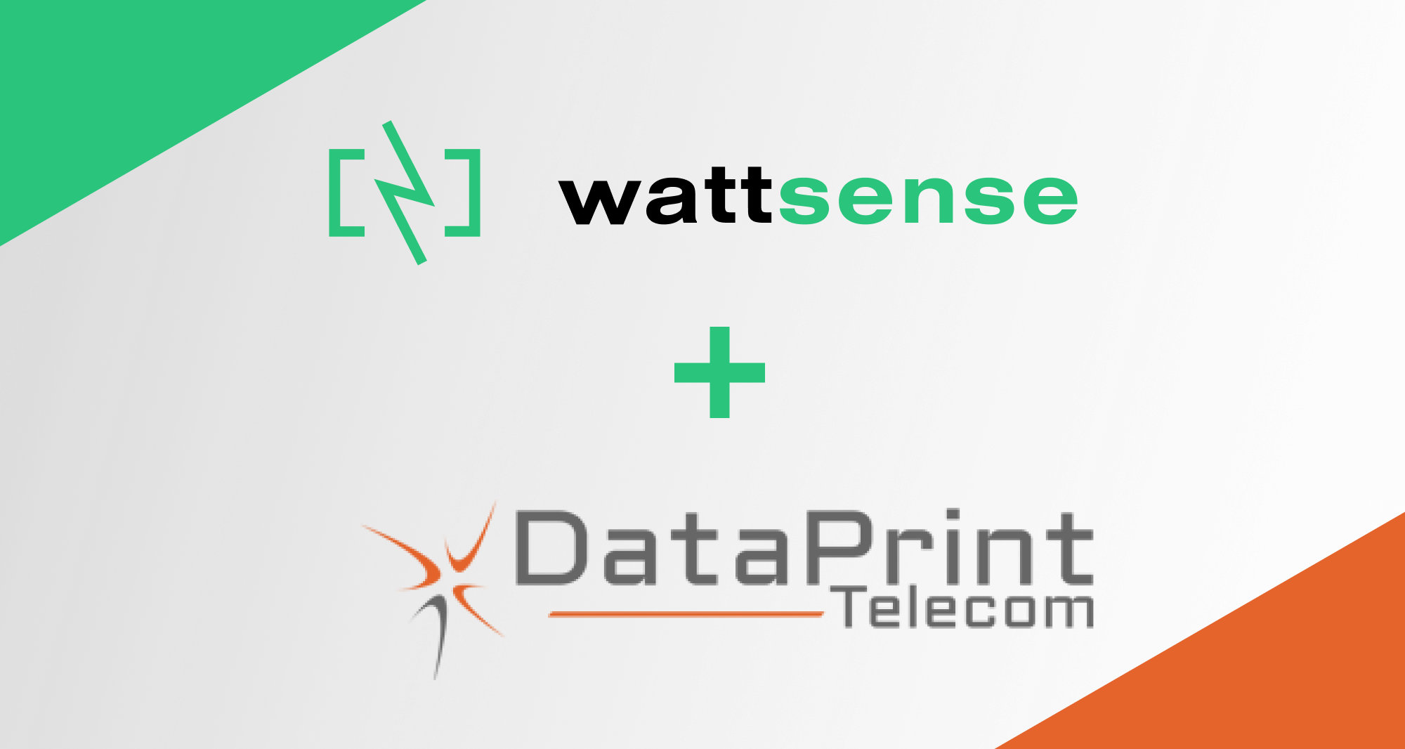 DataPrint strengthens its offering for Smart Buildings by adding Wattsense to its catalog